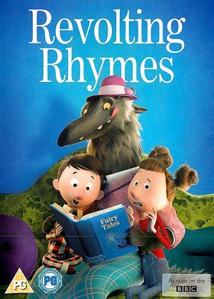 Rent Revolting Rhymes (aka Roald Dahl's Revolting Rhymes) Online DVD Rental