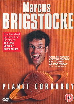 Rent Marcus Brigstocke: Planet Corduroy Online DVD Rental
