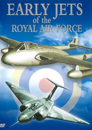 Rent Early Jets of the Royal Air Force Online DVD Rental
