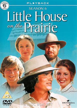 Rent Little House on the Prairie: Series 6 Online DVD Rental