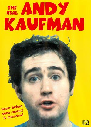The Real Andy Kaufman Online DVD Rental
