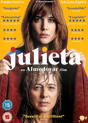 Rent Julieta (aka Silencio) Online DVD Rental