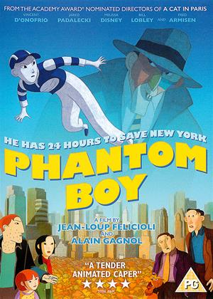 Phantom Boy Online DVD Rental