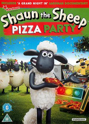 Shaun the Sheep: Pizza Party Online DVD Rental
