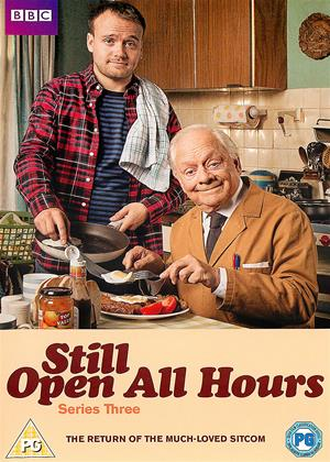 Still Open All Hours: Series 3 Online DVD Rental