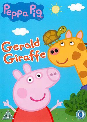 Peppa Pig: Gerald Giraffe Online DVD Rental