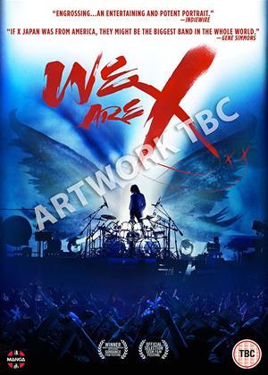 We Are X Online DVD Rental