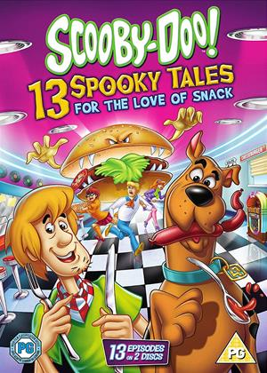 Scooby-Doo!: 13 Spooky Tales: For the Love of Snack Online DVD Rental