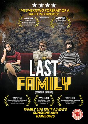 The Last Family Online DVD Rental