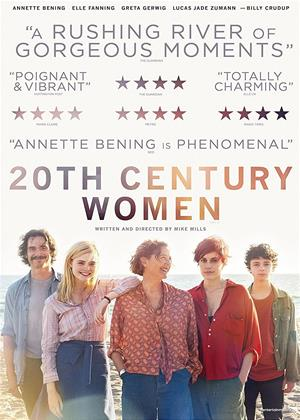 20th Century Women Online DVD Rental