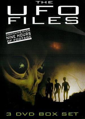 Rent The U.F.O. Files (aka UFO's Under Investigation) Online DVD Rental