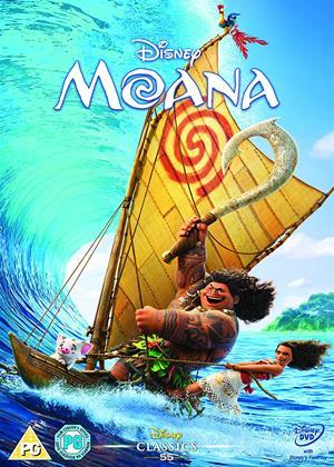 Moana Online DVD Rental
