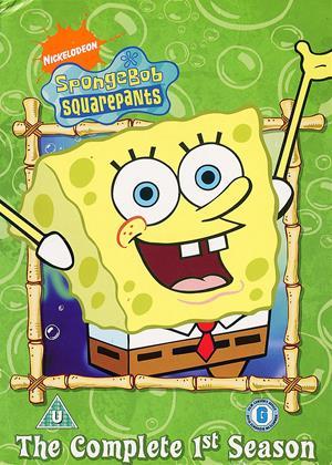 Rent SpongeBob SquarePants: Series 1 Online DVD Rental