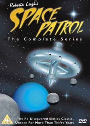 Space Patrol: The Complete Series Online DVD Rental