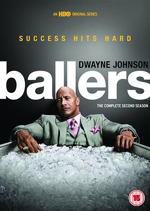 Ballers: Series 2 Online DVD Rental