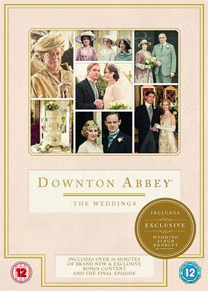 Downton Abbey: The Weddings Online DVD Rental