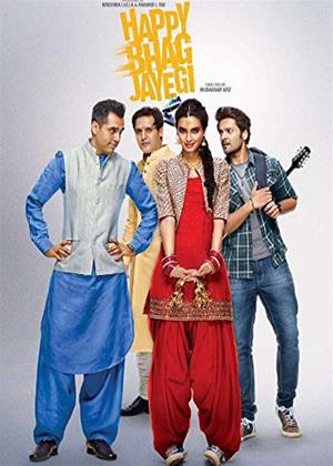Rent Happy Bhaag Jayegi Online DVD Rental