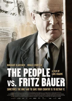 Rent The People vs. Fritz Bauer (aka Der Staat gegen Fritz Bauer) Online DVD Rental