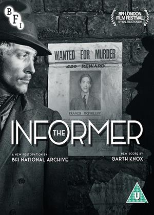 The Informer Online DVD Rental