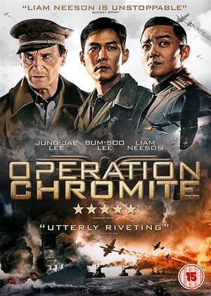 Operation Chromite Online DVD Rental