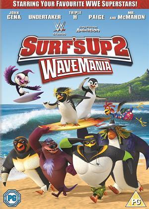 Surf's Up 2: WaveMania Online DVD Rental