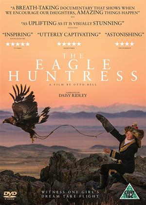 The Eagle Huntress Online DVD Rental