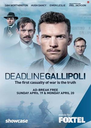Deadline Gallipoli Online DVD Rental
