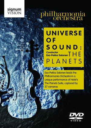 Rent Universe of Sound: The Planets Online DVD Rental