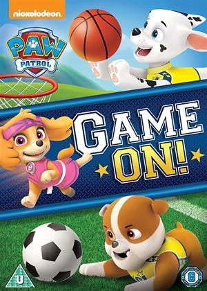 Paw Patrol: Game On! Online DVD Rental