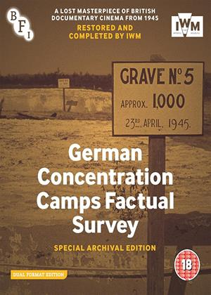 German Concentration Camps Factual Survey Online DVD Rental