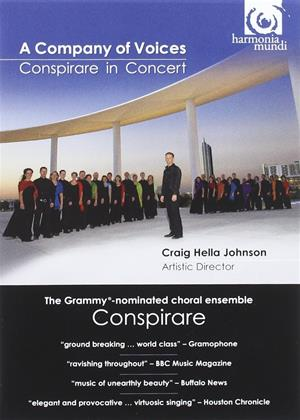 Conspirare: A Company of Voices: In Concert Online DVD Rental