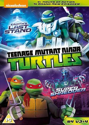 Teenage Mutant Ninja Turtles: Series 4: Vol.3 and 4 Online DVD Rental