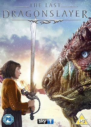 The Last Dragonslayer Online DVD Rental