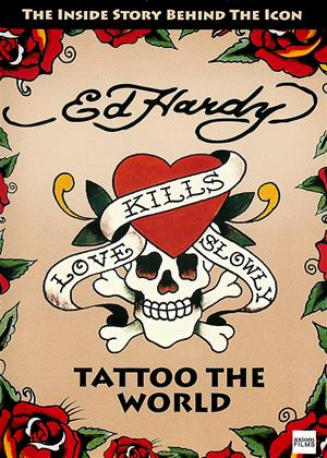 Ed Hardy: Tattoo the World Online DVD Rental