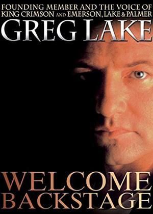 Greg Lake: Welcome Backstage Online DVD Rental