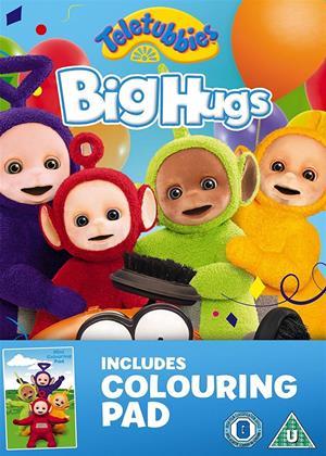 Teletubbies: Brand New Series: Big Hugs Online DVD Rental