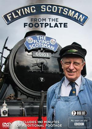 Rent Flying Scotsman from the Footplate Online DVD Rental