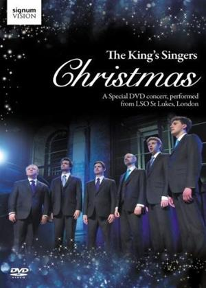 Rent The King's Singers: Christmas Online DVD Rental