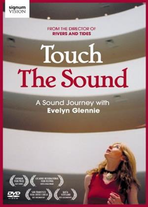 Touch the Sound: A Sound Journey with Evelyn Glennie Online DVD Rental