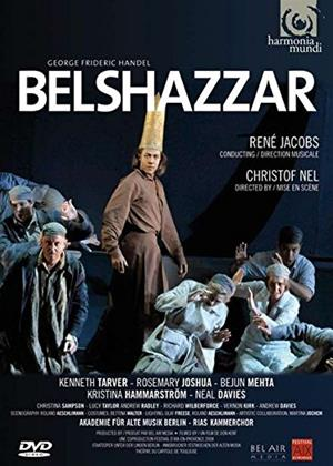 Rent Handel: Belshazzar (René Jacobs) Online DVD Rental