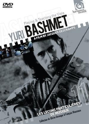 Yuri Bashmet: Playing and Teaching the Viola Online DVD Rental