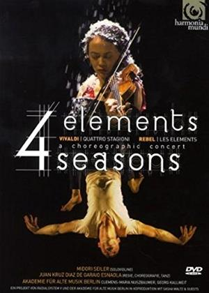 Four Elements Seasons Online DVD Rental