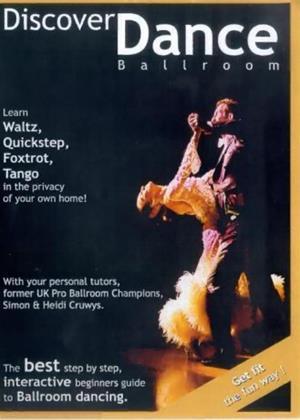 Discover Dance: Ballroom Online DVD Rental