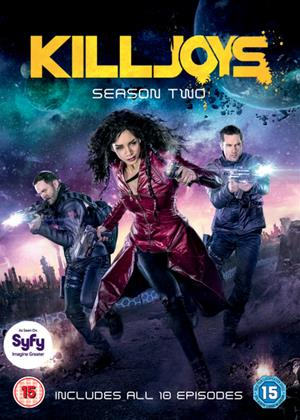 Killjoys: Series 2 Online DVD Rental