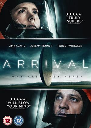 Arrival Online DVD Rental
