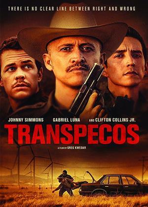 Rent Transpecos Online DVD Rental