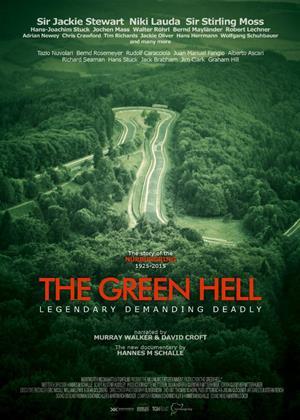 The Green Hell Online DVD Rental
