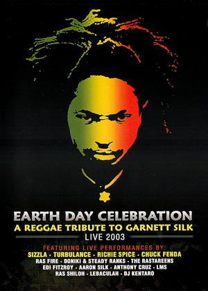 Earth Day Celebration: A Reggae Tribute to Garnett Silk Online DVD Rental