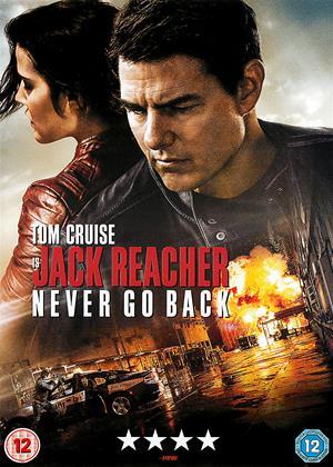 Jack Reacher: Never Go Back Online DVD Rental