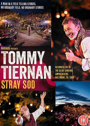 Tommy Tiernan: Stray Sod Online DVD Rental